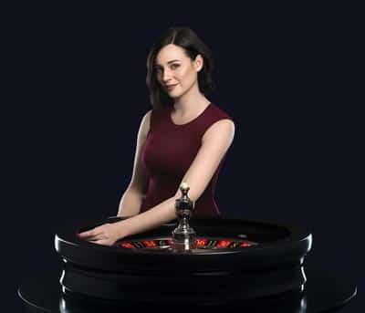 dealer female roulette pro