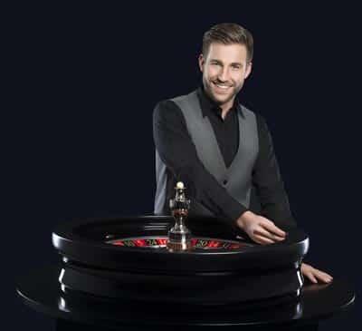 dealer male roulette pro