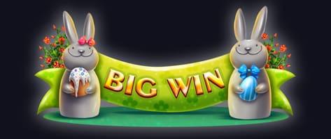 Hello Easter slot big win