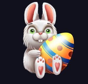 Hello Easter rabbit