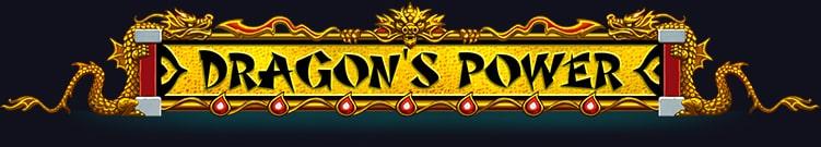 dragon's power logo