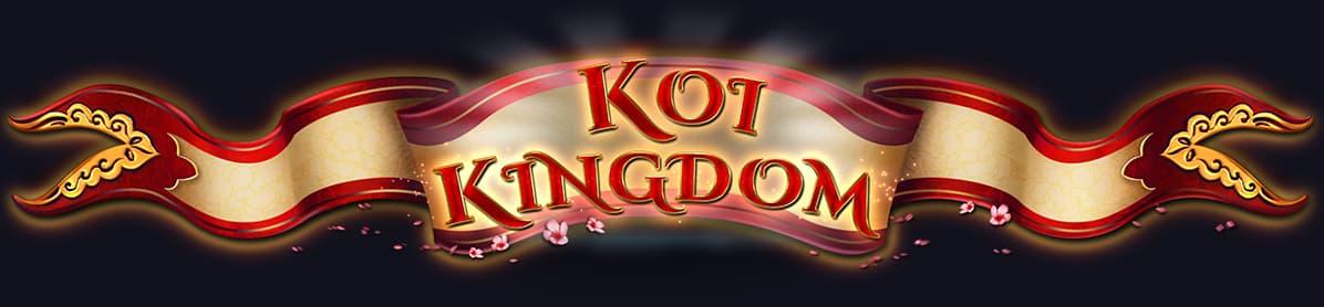 koi kingdom logo