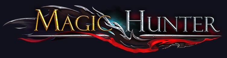 magic hunter logo