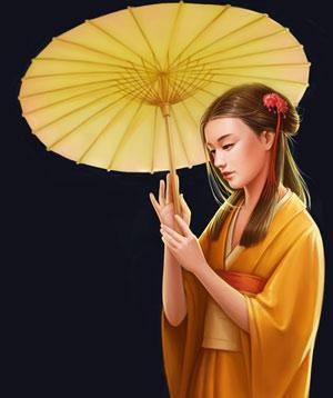 sakura dragon girl