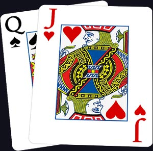 classic blackjack red tiger gaming cards