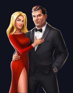 luxury life characters