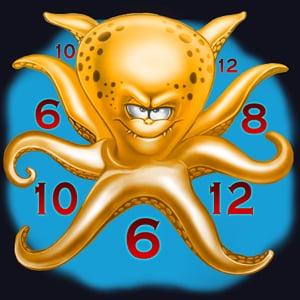 wild ocean octopus