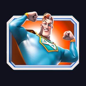 Spinfinity Man symbol