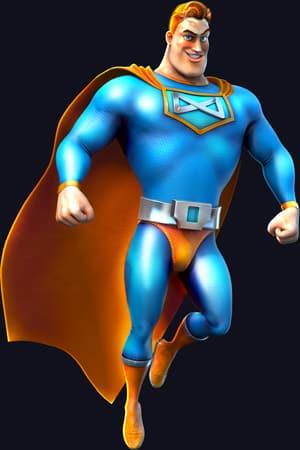 Spinfinity Man Hero