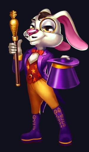 respin circus rabbit