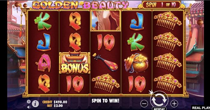 Spiele Golden Beauty - Video Slots Online