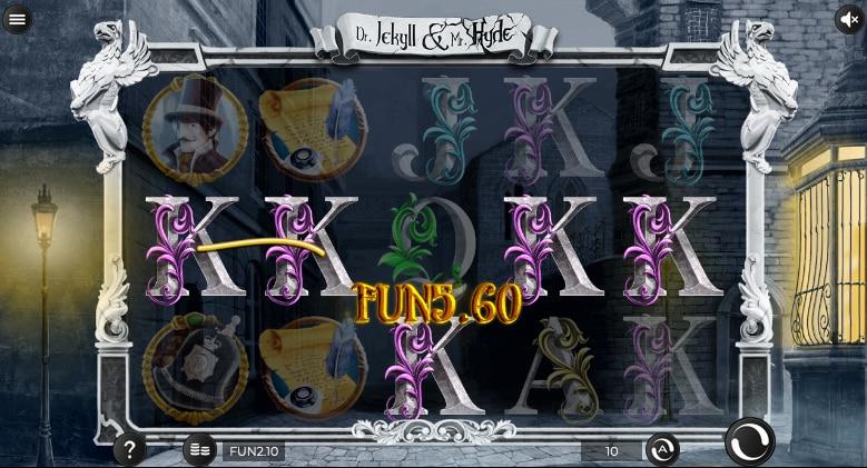 Spiele Dr.Jekyll & Mr.Hyde - Video Slots Online