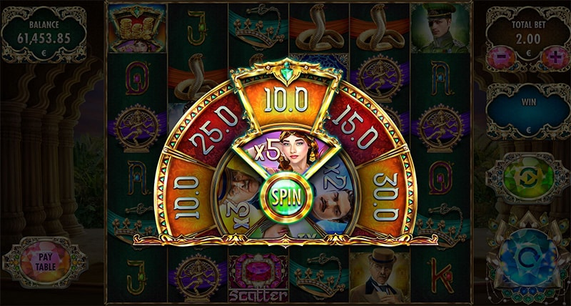 Spiele Mata Hari The Spy - Video Slots Online