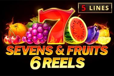 Seven Fruits 6 Reels