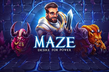 Maze: Desire for Power