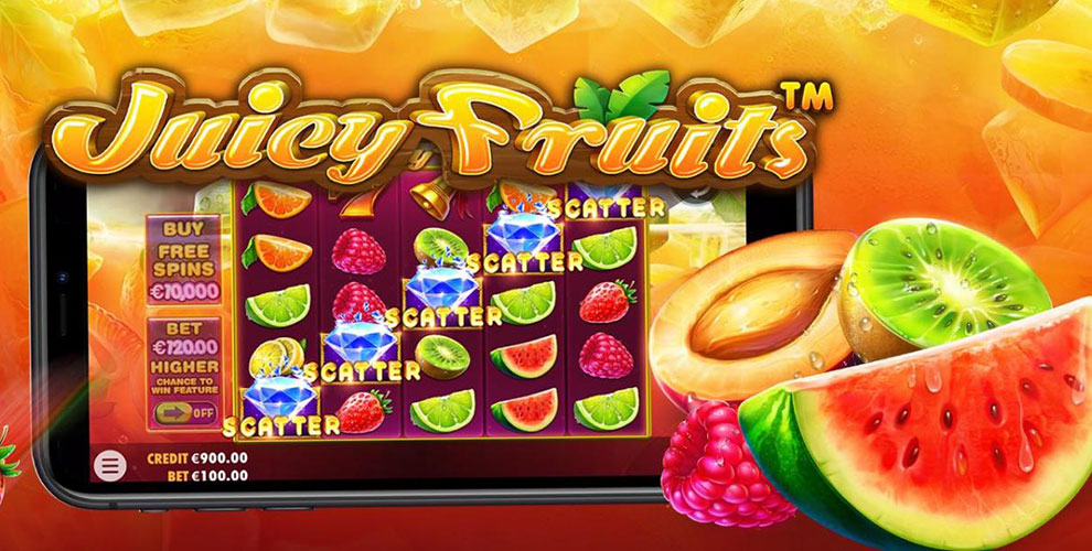 Juicy Fruits offers some excellent features and plenty of ways to win!